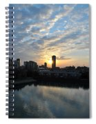 Sunrise Arise Buffalo Ny V2 Spiral Notebook