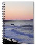 Sunrise At Pismo Beach Spiral Notebook