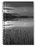 Sunrise At The Lake Spiral Notebook