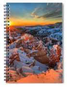 Sunrise Delight Spiral Notebook