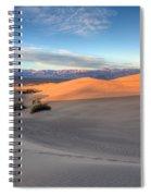 Sunrise Dunes Spiral Notebook