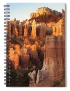 Sunrise In Bryce Spiral Notebook