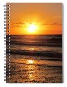 Sunrise In Texas 4 Spiral Notebook