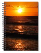 Sunrise In Texas 5 Spiral Notebook