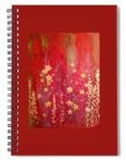 Sunrise In The Garden Spiral Notebook