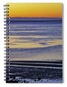 Sunrise Ipswich Bay Spiral Notebook