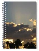 Sunrise Spiral Notebook