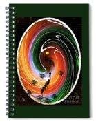 Sunrise Joggers  Spiral Notebook