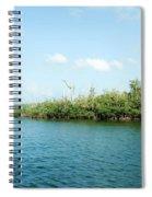 Sunrise Landing Spiral Notebook