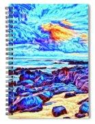 Sunrise Near Poipu Beach Spiral Notebook