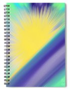 Sunrise On The Water Spiral Notebook