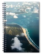 Sunrise Over Paradise Spiral Notebook