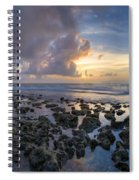 Sunrise Panorama Spiral Notebook