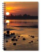 Sunrise Photograph Spiral Notebook