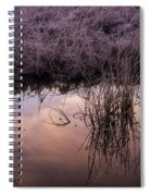 Sunrise Reflection Spiral Notebook