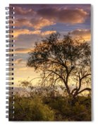 Sunrise Serenity  Spiral Notebook