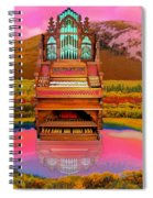 Sunrise Service Spiral Notebook