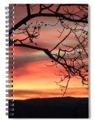 Sunrise Sonata Spiral Notebook