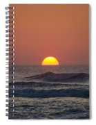 Sunrise - Sunset Spiral Notebook