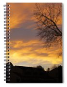 Sunset 3 Spiral Notebook