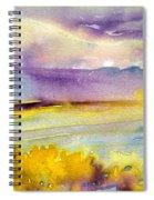 Sunset 52 Spiral Notebook