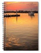 Sunset Excursion Spiral Notebook