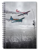 Sunset Flight Spiral Notebook