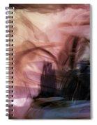 Sunset Pond Spiral Notebook
