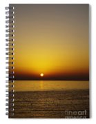 Sunset Swim Spiral Notebook