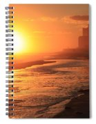 Sunset Towers Spiral Notebook