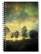 Sunset Trip Spiral Notebook