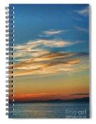 Sunsets Ca3459-13 Spiral Notebook