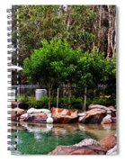 Sunshine Coast Spiral Notebook