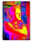 Sunshine Daydreams Spiral Notebook