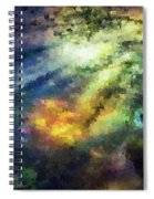 Sunshine Forest Spiral Notebook