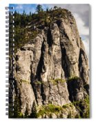 Sunshine On Lovers Leap Spiral Notebook