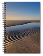 Sunshine On The Beach Spiral Notebook