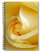 Sunshine Rose Spiral Notebook