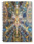 Sunshine's Transcendence Spiral Notebook