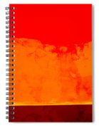Sunstorm Spiral Notebook