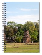 Suor Prat Towers 01 Spiral Notebook