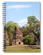 Suor Prat Towers 02 Spiral Notebook