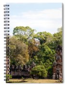 Suor Prat Towers 03 Spiral Notebook