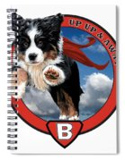 Super Berner Spiral Notebook