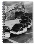 Super Bob At The Funfair Spiral Notebook