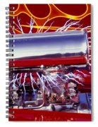 Super Charged Plus Spiral Notebook