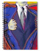 Super Dad Spiral Notebook
