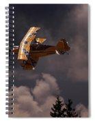 Super Dave Spiral Notebook