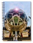Super Fortress Spiral Notebook