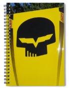 Superhero Carhod Spiral Notebook